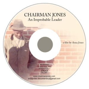 Chairman Jones DVD